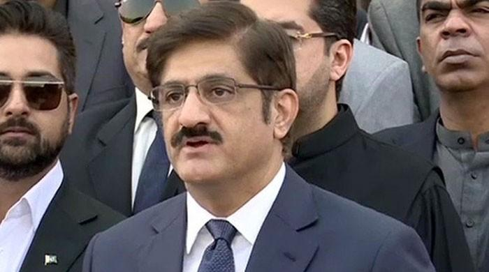 The Next two weeks of lock down will be more intense ,murad-Ali-shah