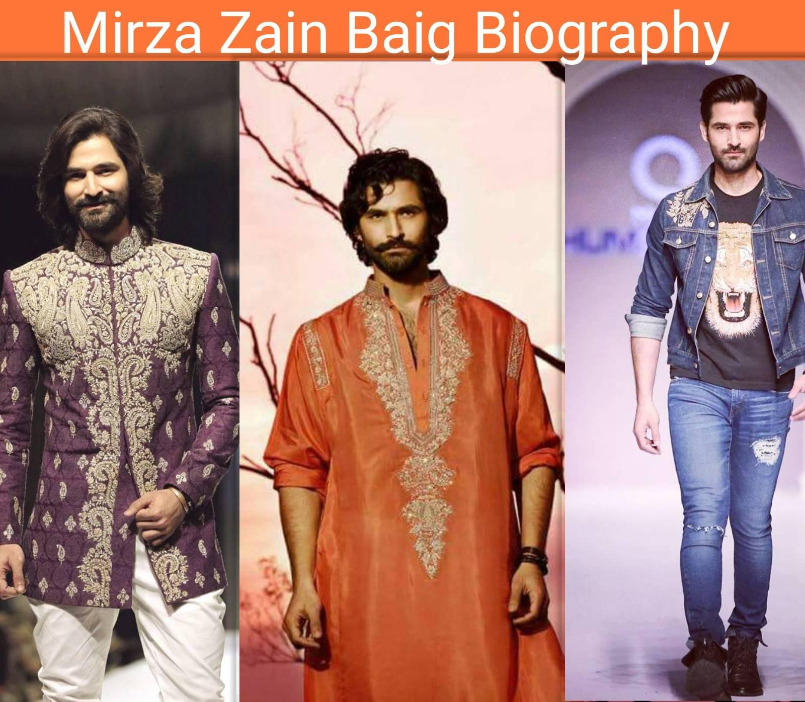 Mirza-Zain-Baig-Biography