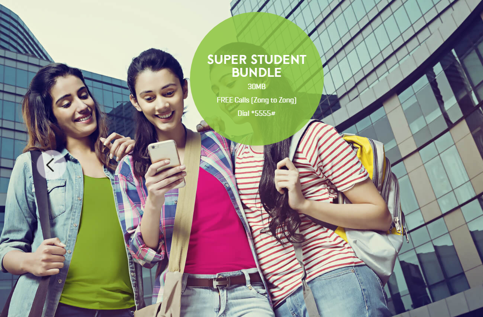 Zong-Student-Bundle-Offer