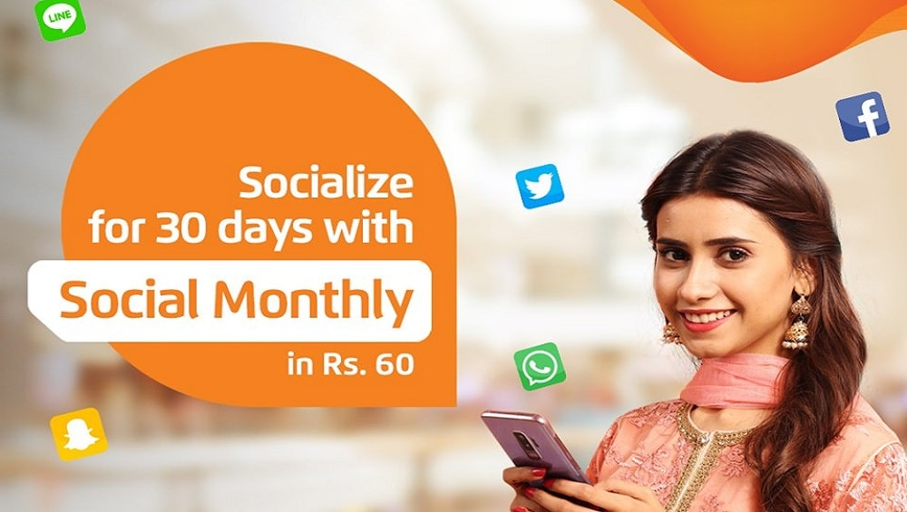 Ufone-Social-Monthly-Package