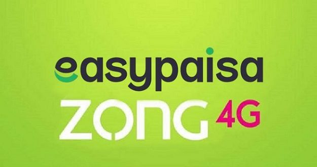Zong-Partners-with-Easypaisa-To-Offer-Customers-Convenient-Recharge-Option