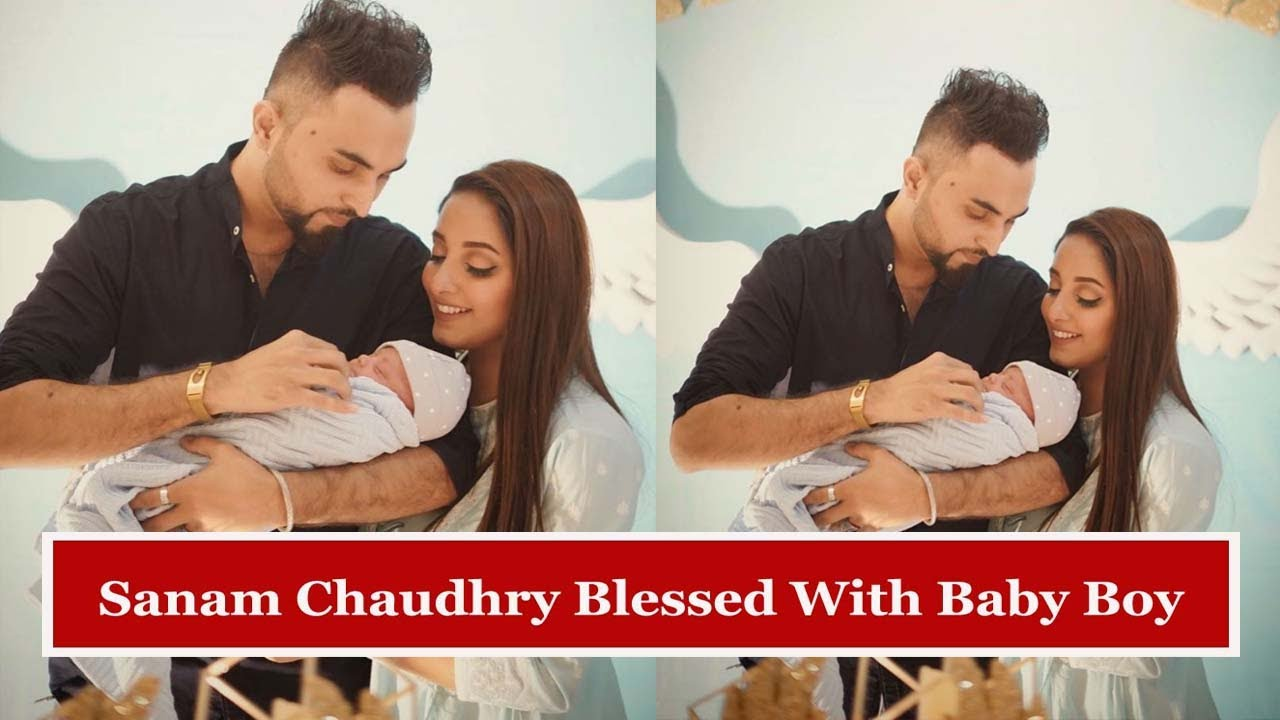 Sanam-Chauhdry-Somee-Chohan-blessed-with-a-baby-boy
