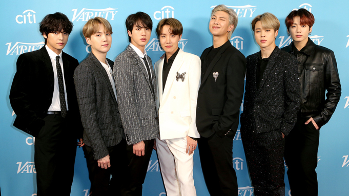 BTS' New Year concert to be staged online only after in-person cancellation