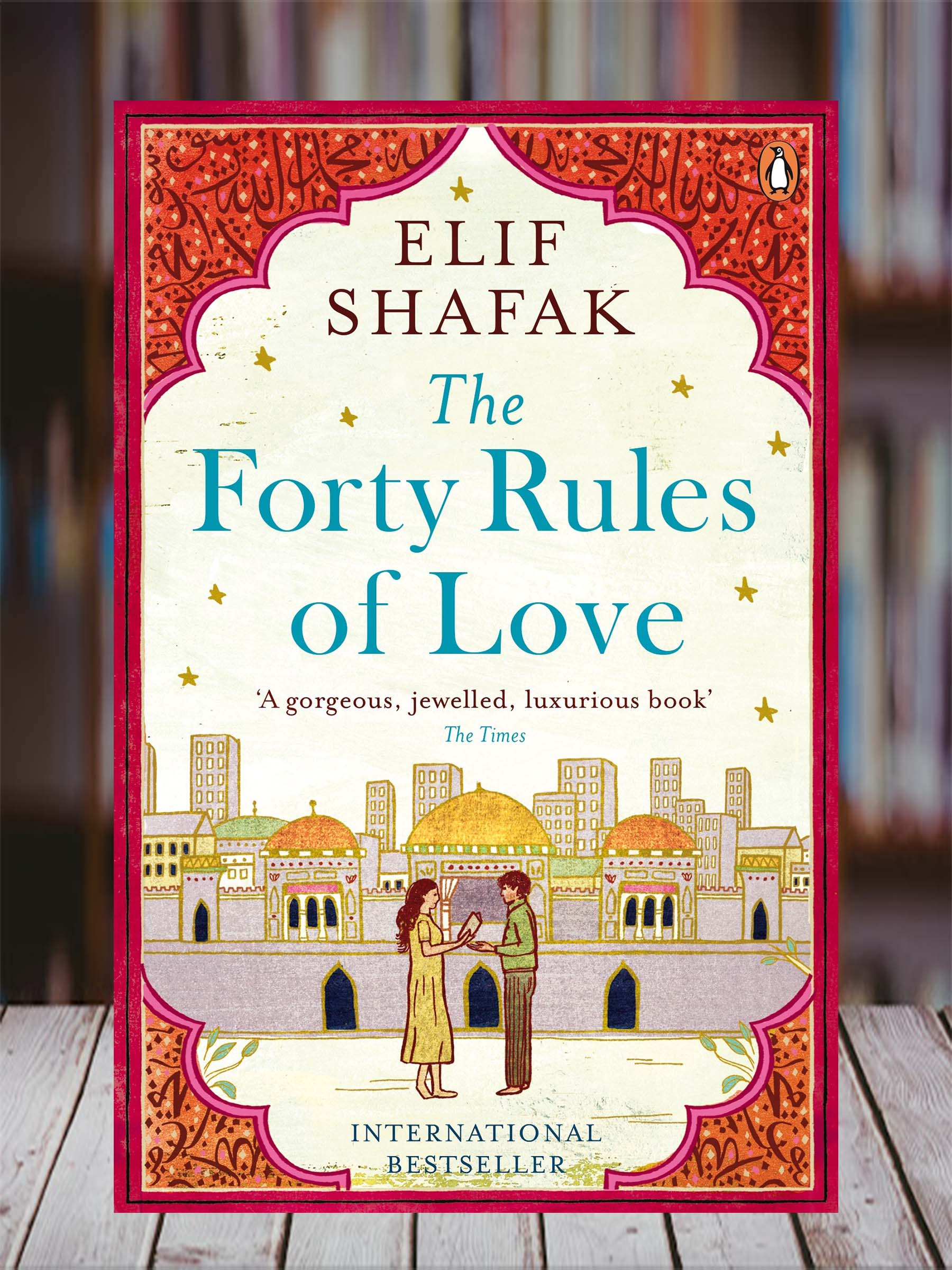 The Forty Rules of Love