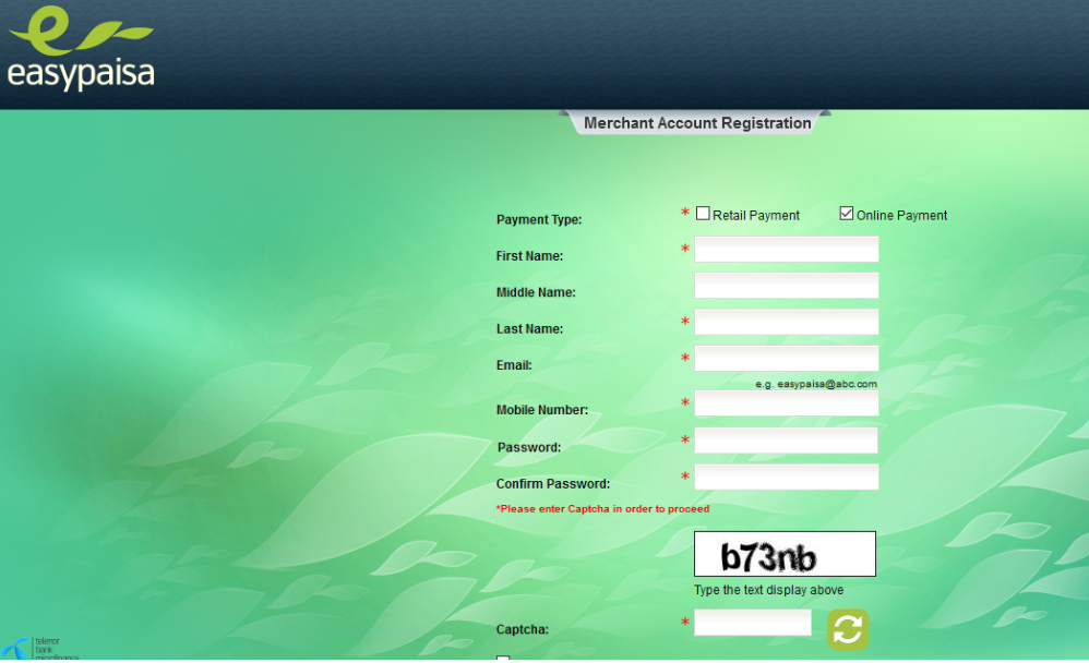 How To Sign Up For Easypaisa