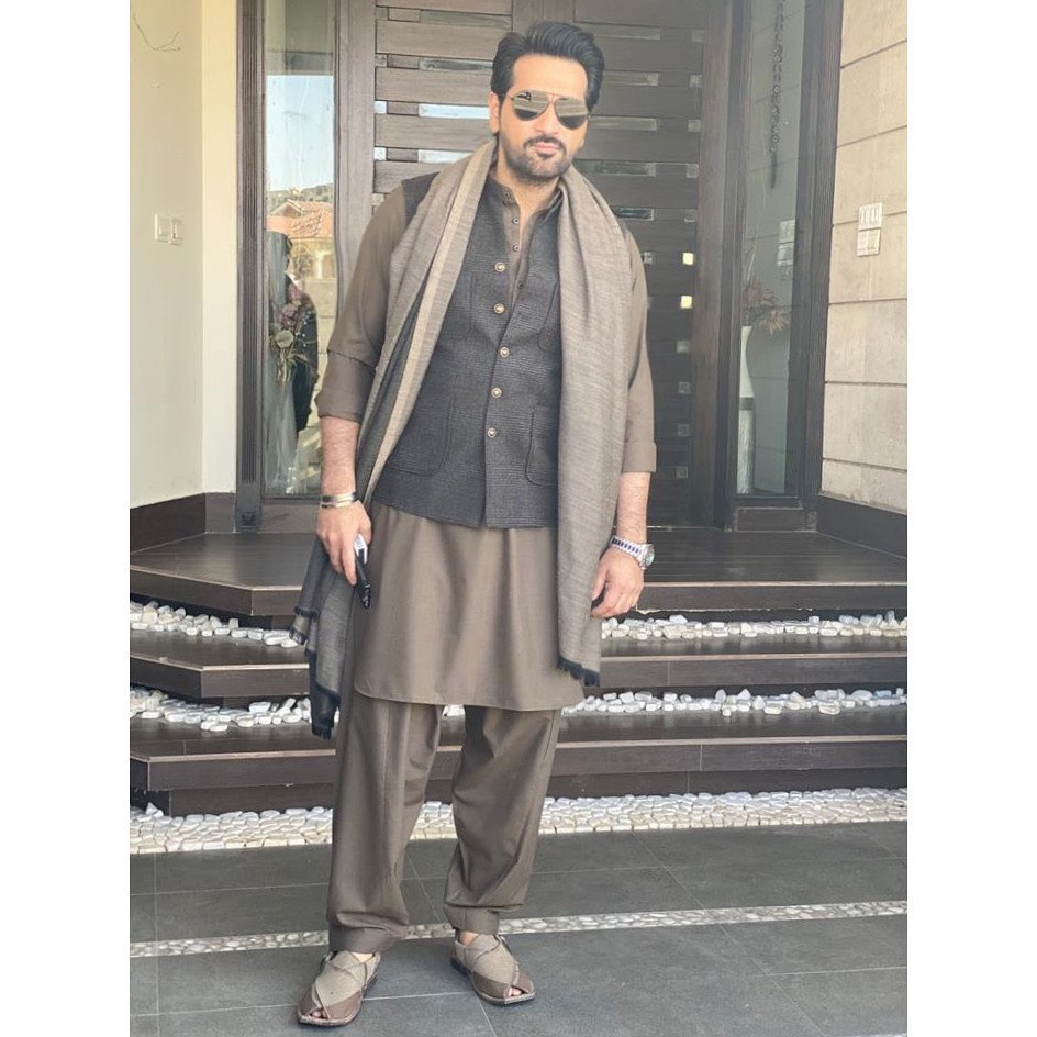 Humayun Saeed Latest Pictures