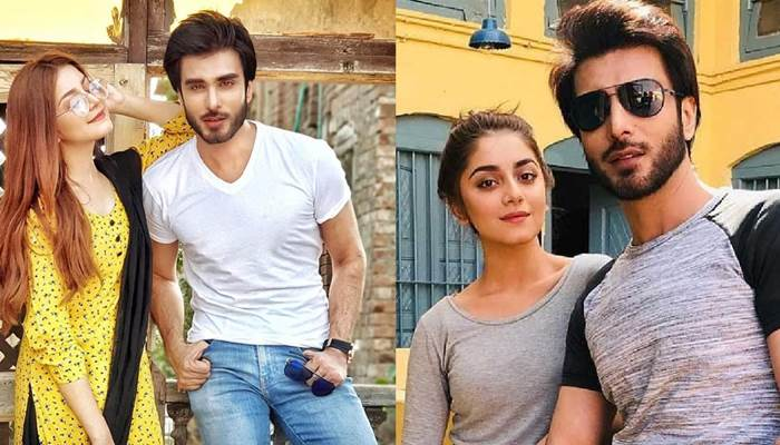 Imran Abbas disperse rumors of engagement to Alizeh Shah