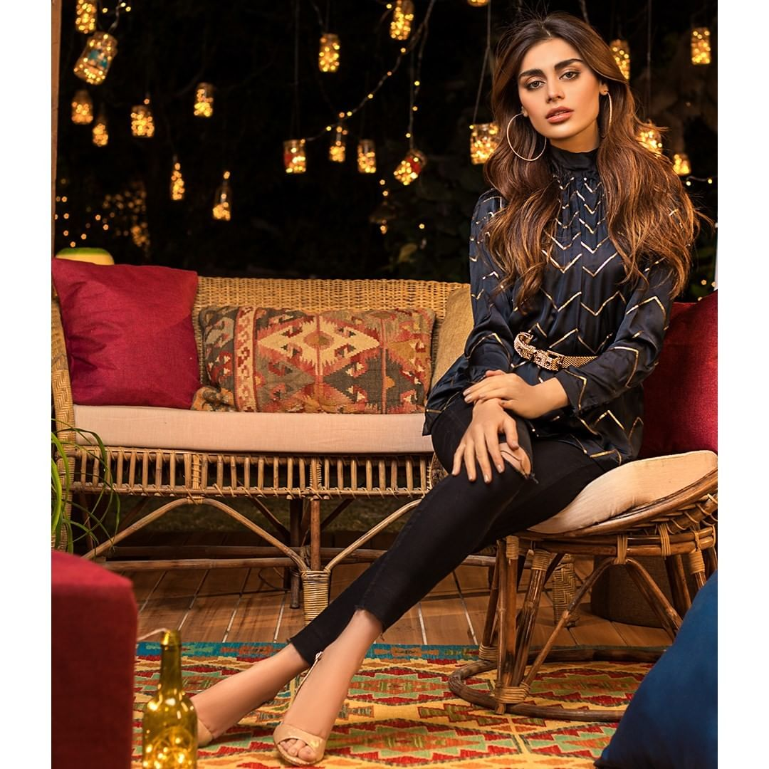 Latest-Collection-Of-Khaadi-Featuring-Sadaf-Kanwal-7