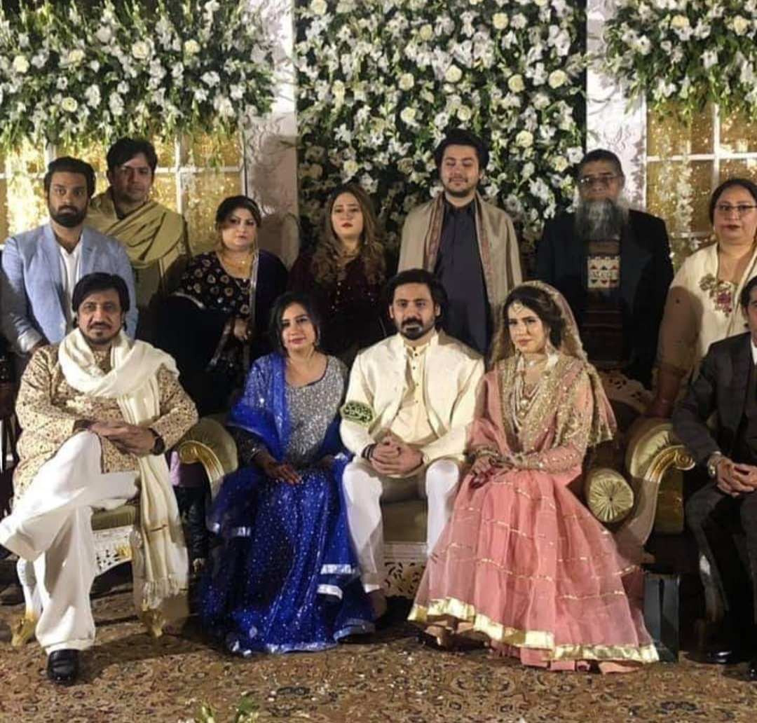 Singer Wali Hamid Ali Khan Got Married