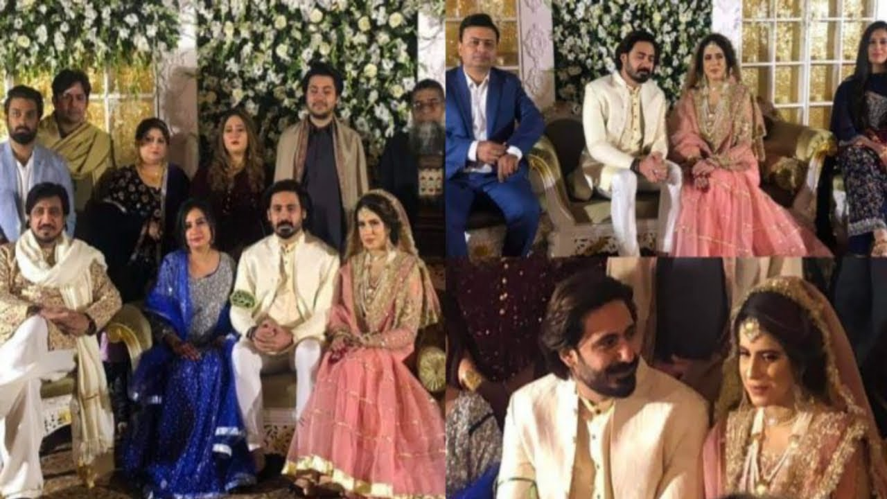 Singer-Wali-Hamid-Ali-Khan-Got-Married