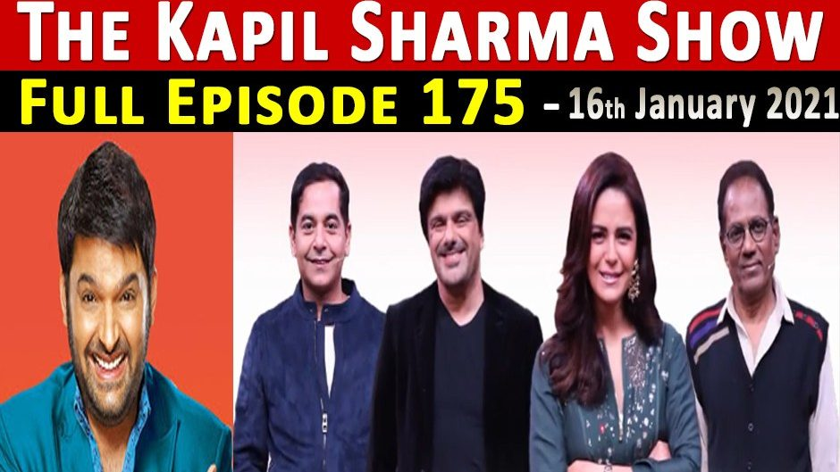 The-Kapil-Sharma-Show-Full-Episode-175