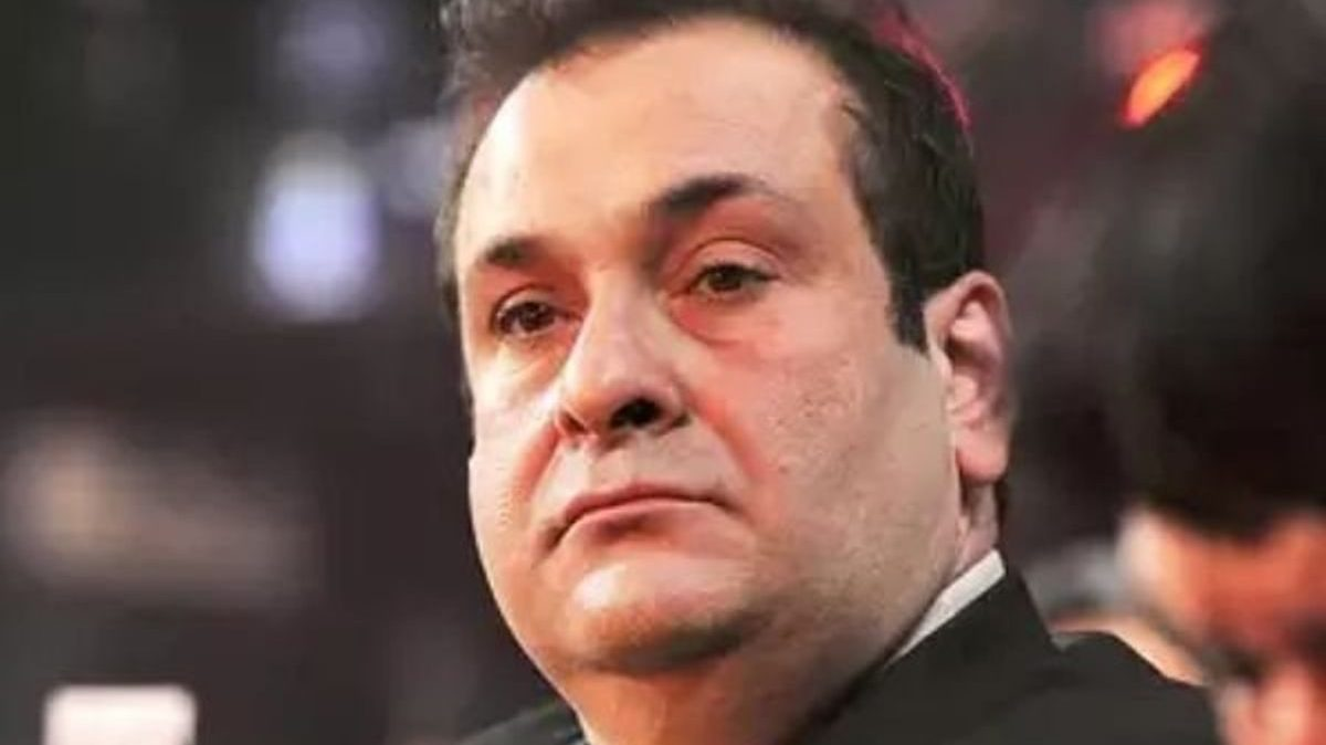 Bollywood Actor Rajiv Kapoor Passes Away