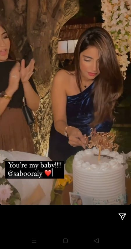 Saboor-Aly-birthday
