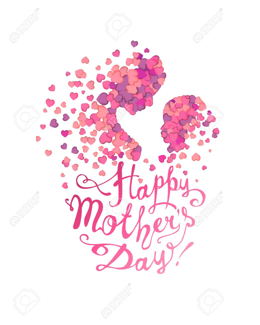 Happy Mother Day card