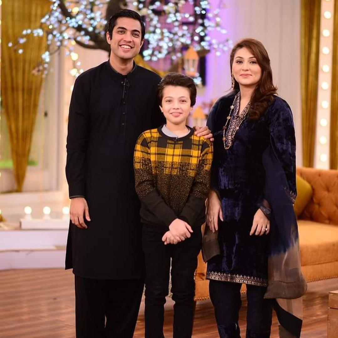 Iqrar-Ul-Hassan-First-Wife