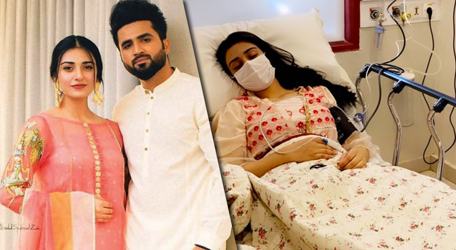 Why Sarah Khan Was Admitted To Hospital