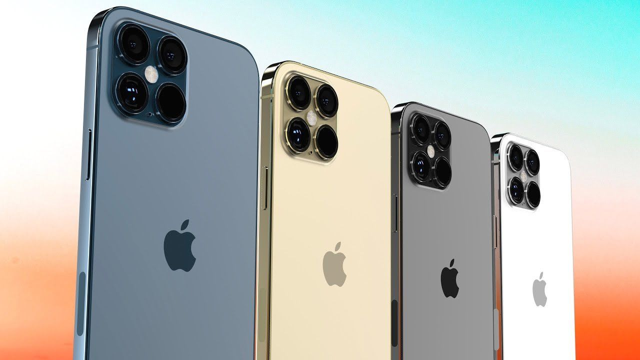 Iphone 13 Pro Max colours
